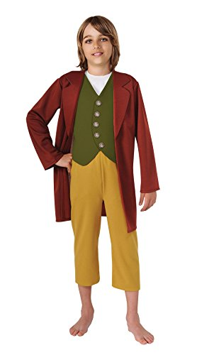 Kostüm The Hobbit Bilbo Beutlin für Kind