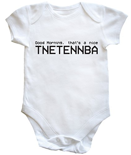 hippowarehouse-good-morning-thats-a-nice-tnetennba-body-bodys-pijama-nios-nias-unisex