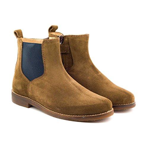 Boni Orlando - boots enfant en cuir