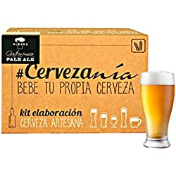 Kit completo de fabricación Cerveza Artesana Pale Ale