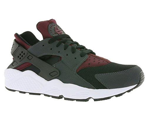 Nike Air Huarache, Chaussures de Running Entrainement Homme, Noir Grau