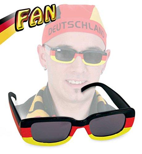 Brille FAN, Deutschland, Fußball, WM, EM