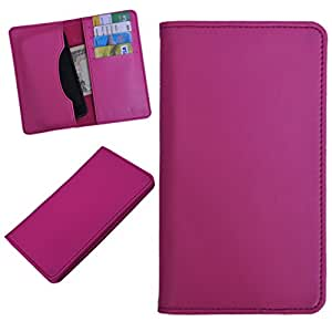 DCR Pu Leather case cover for Nokia Lumia 1020 (pink)