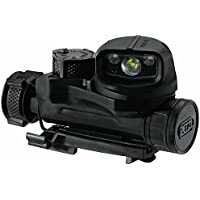 PETZL Strix IR Tactical HEADLAMP with Visible and Infrared Lighting (Black)