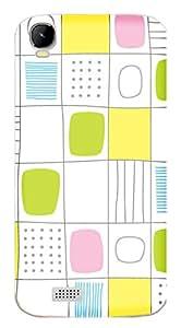 TrilMil Printed Designer Mobile Case Back Cover For Intex Aqua Speed