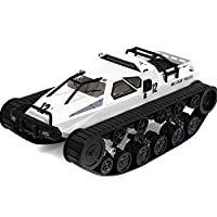 Glomixs Rc Car, 1/12 2.4g Drift Rc Tank Car High Speed Full Proportional Control Vehicle Model Toy, 2019 Xmas Remote Model Vehicle Gifts For Kids & Adults