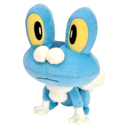 Pokemon XY Small Plush, Froakie