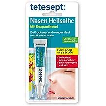 Tetesept Nasen Heilsalbe, 5er Pack (5 x 5 g)