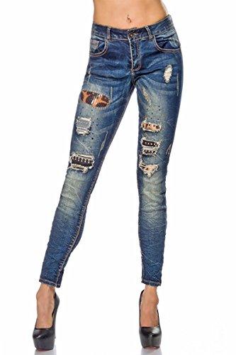 Atixo -  Jeans  - Donna Blu