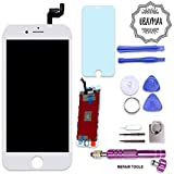 UBaymax iPhone 6s Bildschirm iPhone 6s Display LCD Touchscreen iPhone 6s Ersatz Bildschirm Front Komplettes Glas Für Apple iPhone 6s 4.7