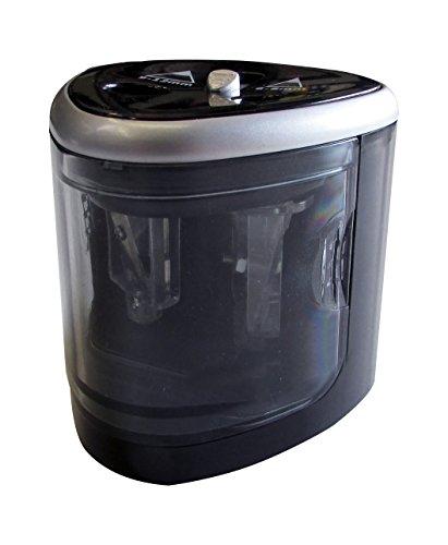 peach-elektrischer-doppelspitzer-in-schwarz-schnell-und-bequem-stifte-spitzen