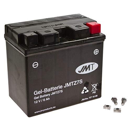 YTZ7S Gel Batterie für Duke 125 ABS Baujahr 2013-2016 von JMT