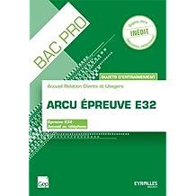 Bac Pro ARCU épreuve E32 - accueil au téléphone : Sujets d'entrainement