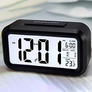 Lynn025Keats Smart clockBlack LT