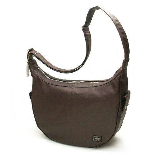 ec323fb573d7 Porter Tanker   Freestyle Shoulder Bag 07173 Brown   Yoshida Bag by Porter