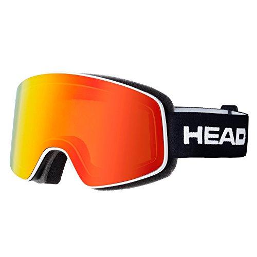 head-horizon-fire-occhiali-da-sci-a-maschera-colore-nero-bianco