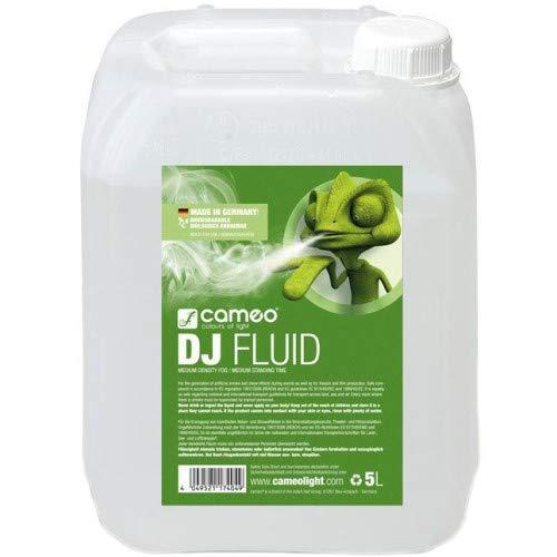 (Cameo AHCLFDJ5L mittlerer Dichte/Standzeit DJ-Fluid für Nebelmaschine)