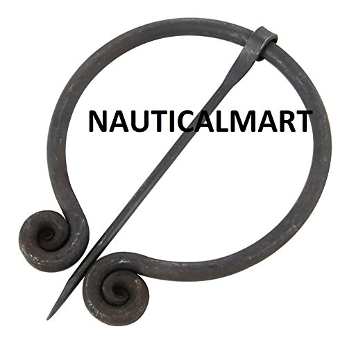 Schmuck Viking Keltischer (nauticalmart Viking Umhang Pin penannular Brosche Schmuck)