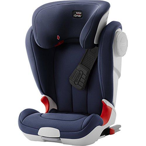 Britax Römer 2000027893Auto asiento kidfix XP sict, grupo 2/3(15–36kg), colección 2018, Moon Light Azul