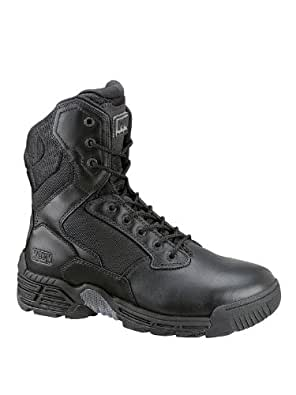 Magnum Stealth Force 8inch, unisexe-Adulte Bottes de sécurité - noir - Schwarz, 48 EU