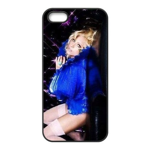 LP-LG Phone Case Of Lady Gaga For iPhone 5,5S [Pattern-6] Pattern-2