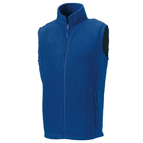 MAKZ - Manteau sans manche - Homme Bleu - Bleu roi