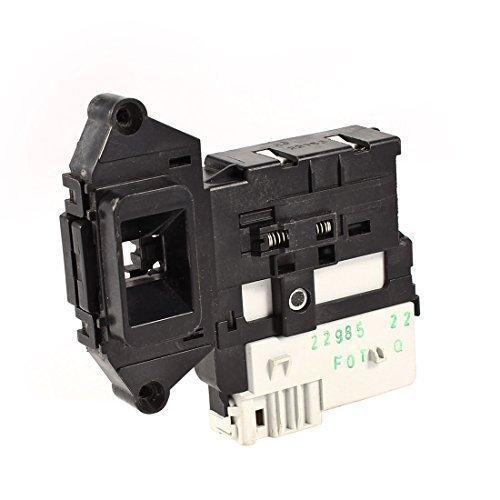 sourcingmap® Plastica Di Ricambio Serratura Bloccaggio per Lavatrice LG