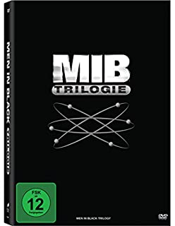 Men in Black 1-3 - Box [3 DVDs]