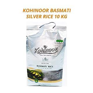 Kohinoor Basmati Silver Rice 10 Kg