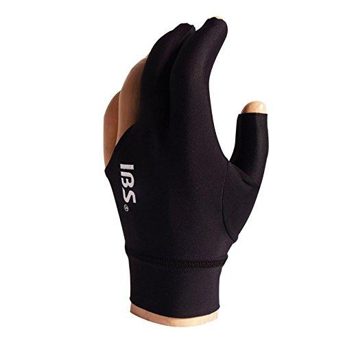 Manuel Gil Handschuh Billard IBS Glove Pro Black