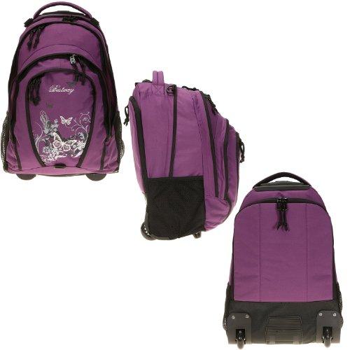 Bestway , Zaino , Flower / Violett (Rosa) - 80115-2217 Butterfly / Lila