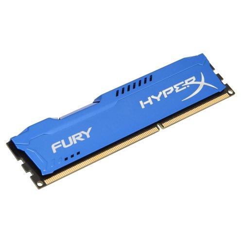 1333 Pc10600 Speicher (HyperX Fury HX313C9F/4 Arbeitsspeicher 4GB (1333MHz, CL9) DDR3-RAM blau)