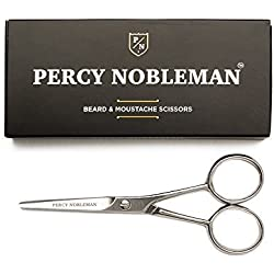 Percy Nobleman Beard Scissors - Barba Tijeras