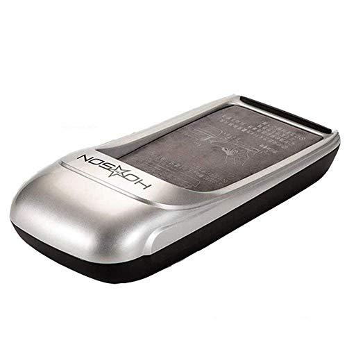 FHTDX Máquina de película de Zapatos Desechables Dispensador automático de la Cubierta de Zapatos portátil La Oficina del hogar,Silver