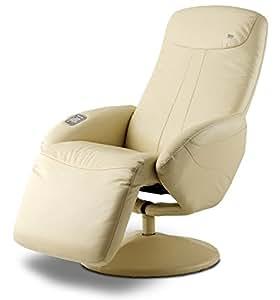 Tecnovita by BH M111Capri–Fauteuil de massage de relaxation, thérapie de chaleur et intensité réglable