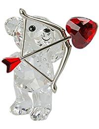 Swarovski -Bead Charms Edelstahl Kristall 5136438-1