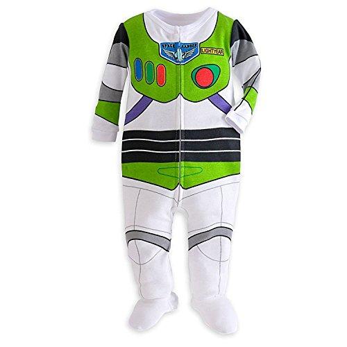 Disney Buzz Lightyear Stretchie for Baby - Toy Story Size 12-18 MO