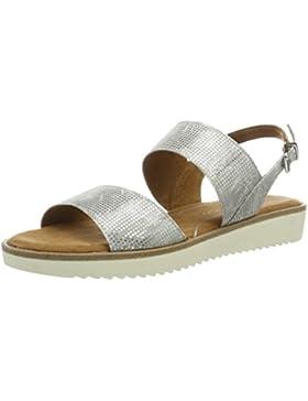 Marco Tozzi Damen 28117 Offene Sandalen mit Keilabsatz