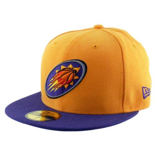 New Era Phoenix Suns Team Flip 59FIFTY Fitted NBA Cap (7 1/4)