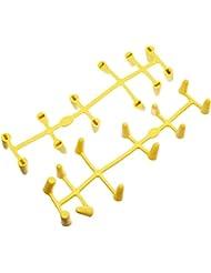 Salewa Point (Pair) - Protector crampones, color amarillo, talla única
