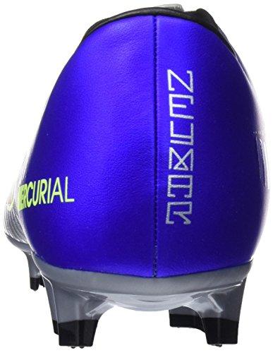 De Vi Nike Negro Cromo Fútbol 407 Victoria Mercurial azul Zapatos Azul Hombre Voltios Corredor Fg Njr 8wICUxPdq