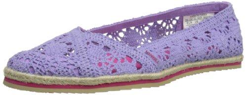 Oneill - Surfette, Zapatillas De Ballet Violeta Para Mujer (púrpura Persa)