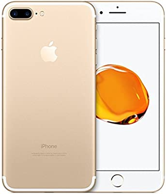 Apple iPhone 7 Plus - Smartphone (SIM única, iOS, NanoSIM, EDGE, GSM, DC-HSDPA, HSPA+, UMTS, LTE)