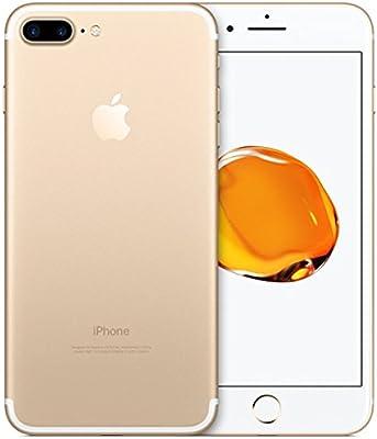 Apple iPhone 7 Plus - Smartphone (SIM única, iOS, NanoSIM, EDGE, GSM, DC-HSDPA, HSPA+, UMTS, LTE)