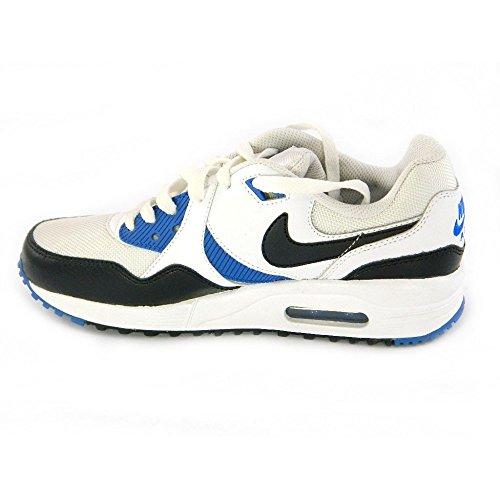 Nike - Nike air max Light GS schuhe weiss blau Weiß