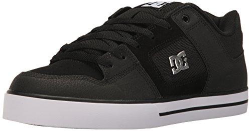 DC Shoes PURE SE SHOE D0301024, Herren Sneaker, weiss, Black/Black/Blue