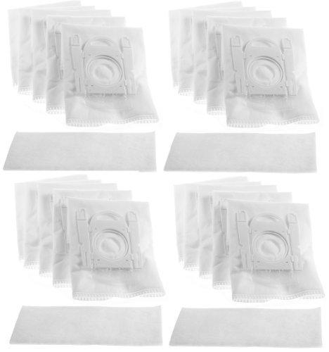 First4spares sacchetti per polvere tipo G: GXL GXXL per aspirapolvere Bosch (pacco da 20 più 4 filtri)
