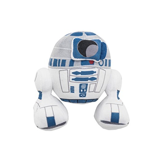 PELUCHE STAR WARS R2-D2 DISNEY PUPAZZO CM. 17 - 1400611