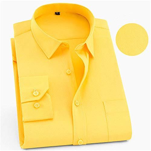 Baumwoll-gaze-big-shirt (YURACEER Herren Long Sleeve Sommer Herren Shirt 2019 Kurzarm Sommer Shirt Mann Schwarz Baumwolle Männer Plus Größe Shirts x1 XXXL)