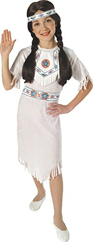 Rubies Native American Princess Child Costume, Large by (Kostüme Native Italienisch)